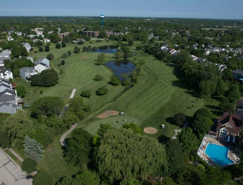 HeatherRidge Golf Club Course